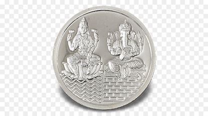 Picture of Silver Coin 100 Gram
