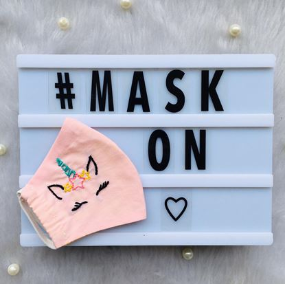 Picture of Unicorn mask