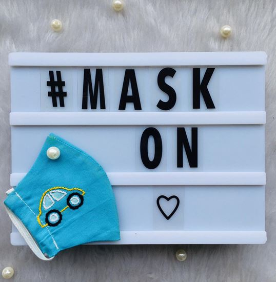Picture of car mask