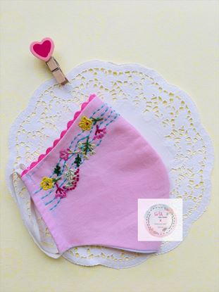 Picture of Lace embroidery